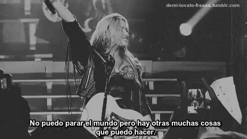 Watch and share Frases De Canciones GIFs and Demi Lovato Frases GIFs on Gfycat