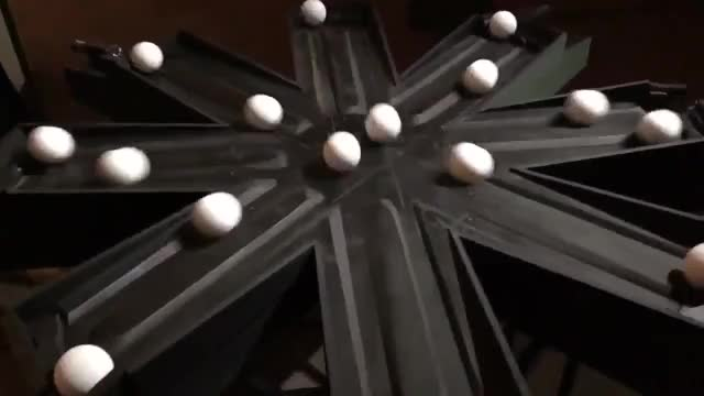 Watch and share No Cullisions Between 16 Balls GIFs by saleh on Gfycat