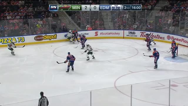 Watch and share Pouliot Fly By GIFs by cultofhockey on Gfycat