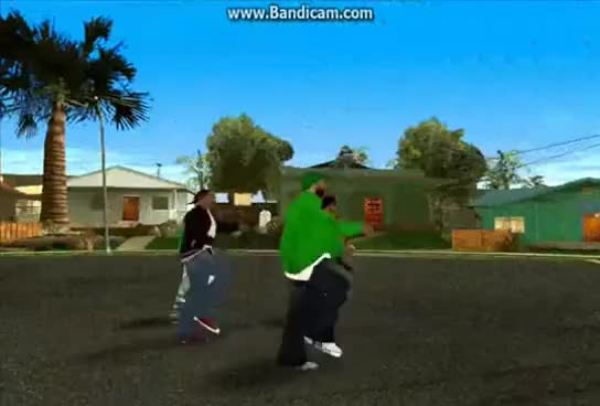 Watch and share GTA San Andreas - Dance Mod GIFs on Gfycat