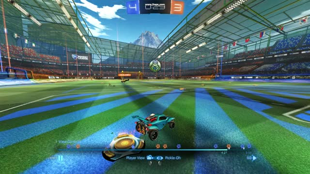 Watch and share Rocket League GIFs by pickleoh on Gfycat