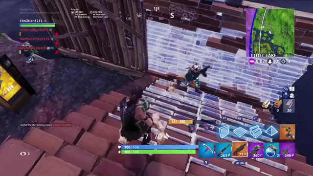Watch this GIF by Gamer DVR (@xboxdvr) on Gfycat. Discover more ChriZtian1213, FortniteBattleRoyale, xbox, xbox dvr, xbox one GIFs on Gfycat