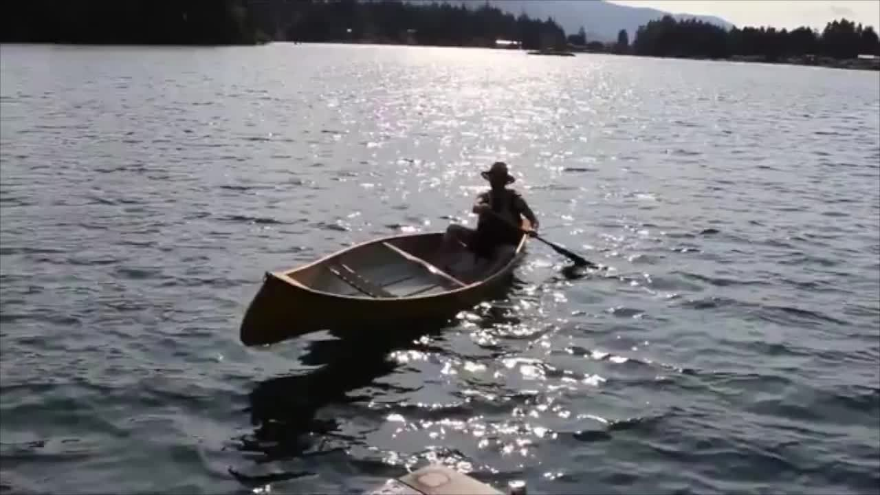 michaelbaygifs, Leisurely canoe ride... (reddit) GIFs