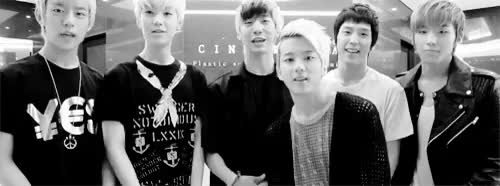 Watch and share Always Here For You GIFs and We Are Bap Yessir GIFs on Gfycat