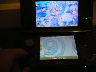 twitchplayspokemon, I made a Cirno theme for the 3DS when I got bored watching Touhoumon. (reddit) GIFs