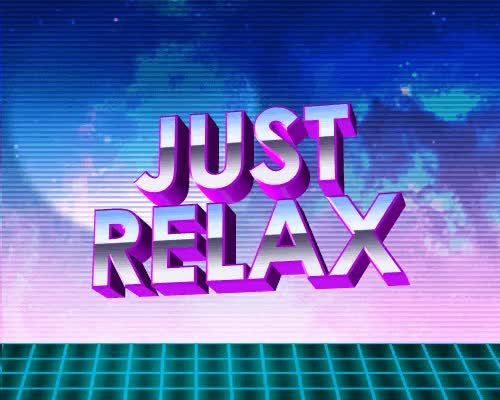 Watch and share Relax GIFs on Gfycat