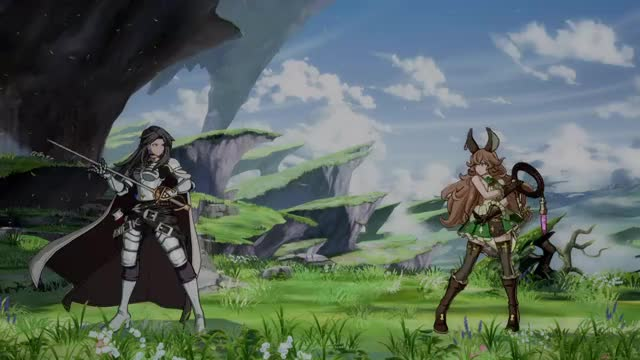 Watch and share Granblue Fantasy Versus (Closed Beta) 20190601170018 GIFs on Gfycat