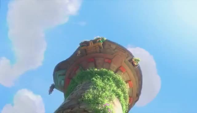 Watch and share Rapunzel GIFs on Gfycat