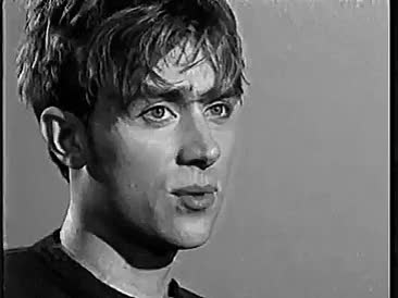 Watch and share Black And White GIFs and Damon Albarn GIFs on Gfycat