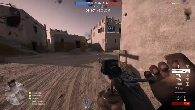 Watch and share Battlefield 1 GIFs by Syncfx on Gfycat