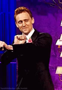 Watch and share Tom Hiddleston GIFs and Hiddles Edit GIFs on Gfycat