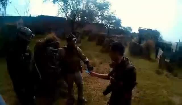 Airsoft Skirmish Idea Hunger Games GIFs
