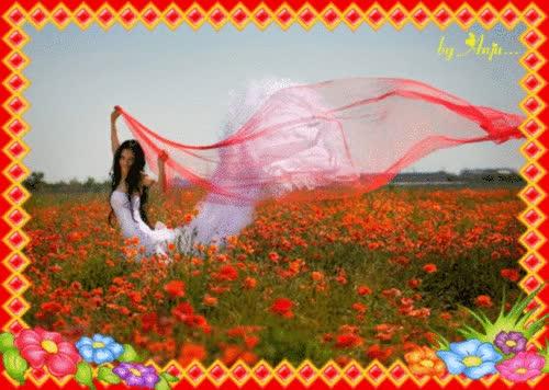 Watch Hawa mei udta jaye mera laal dupatta ! GIF on Gfycat. Discover more related GIFs on Gfycat