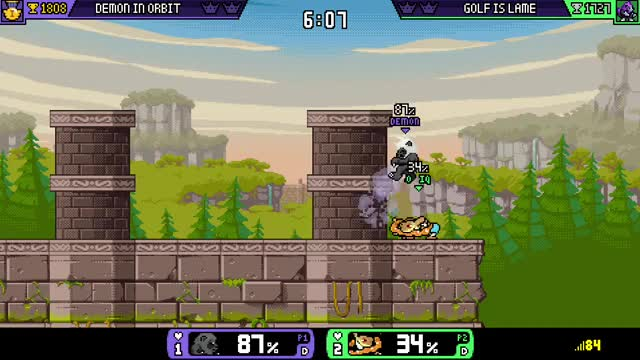 Watch and share Rivals Of Aether (18) GIFs by golfmebro on Gfycat