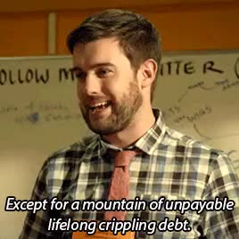 Watch and share This Show Is 2real GIFs and Jack Whitehall GIFs on Gfycat