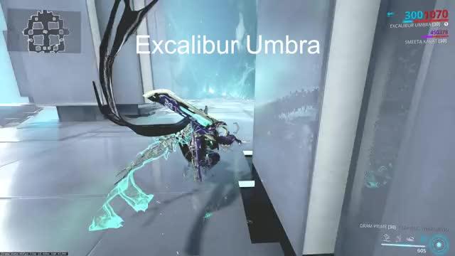 umbra exalted