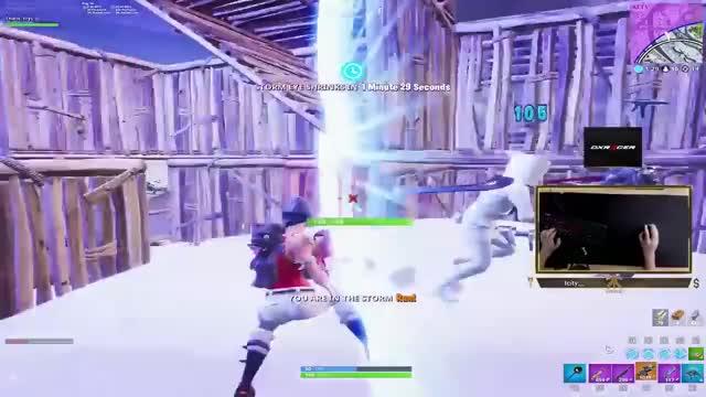 He fell for it...