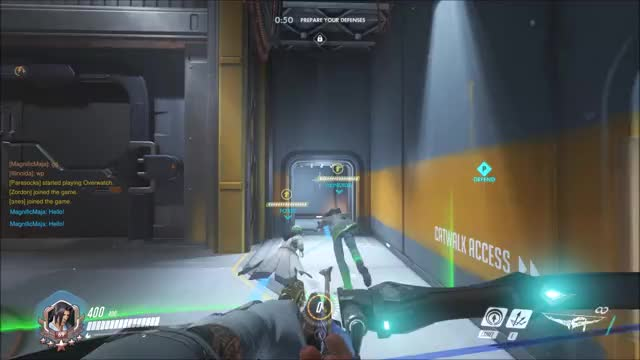 Watch And spray - wait, that's not my spray? GIF by MagnificentMaja (@magnificentmaja) on Gfycat. Discover more hanzo, lucio, overwatch GIFs on Gfycat