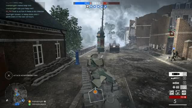 Watch and share Battlefield 1 2019.06.22 - 19.11.55.10.DVR GIFs by qq031208 on Gfycat