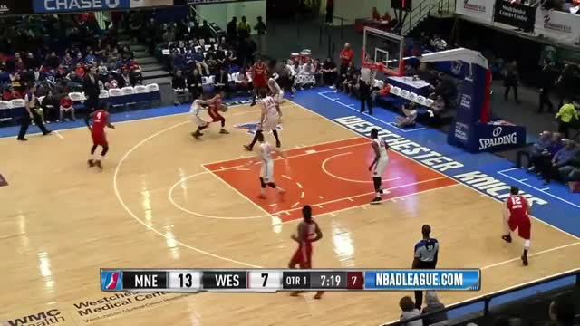 Watch Highlights: Coty Clarke (22 points)  vs. the Knicks, 3/6/2016 GIF on Gfycat. Discover more nba, nba d-league, nba development league GIFs on Gfycat