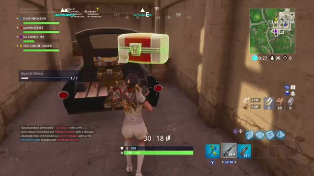 Watch this GIF by Xbox DVR (@xboxdvr) on Gfycat. Discover more FortniteBattleRoyale, THE SONOF DOZER, xbox, xbox dvr, xbox one GIFs on Gfycat