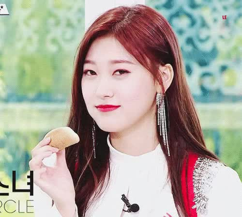 Watch and share Choerry GIFs and Celebs GIFs by boonetb on Gfycat