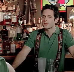 Watch and share Dennis Reynolds GIFs and Glenn Howerton GIFs on Gfycat