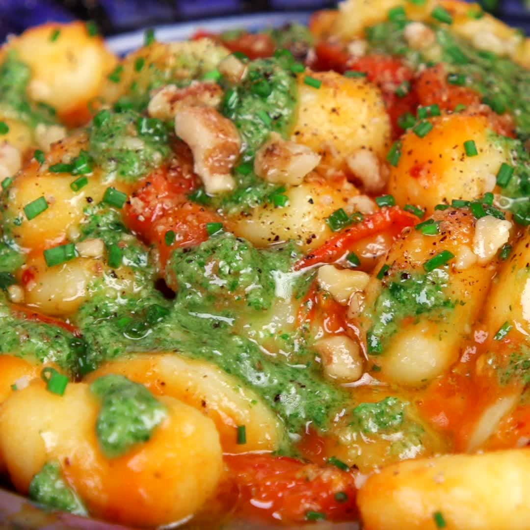 cooking, food, food recipes, gnocchi, recipe, recipes, Gnocchi GIFs