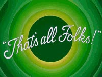 Watch thats all folks GIF on Gfycat. Discover more related GIFs on Gfycat