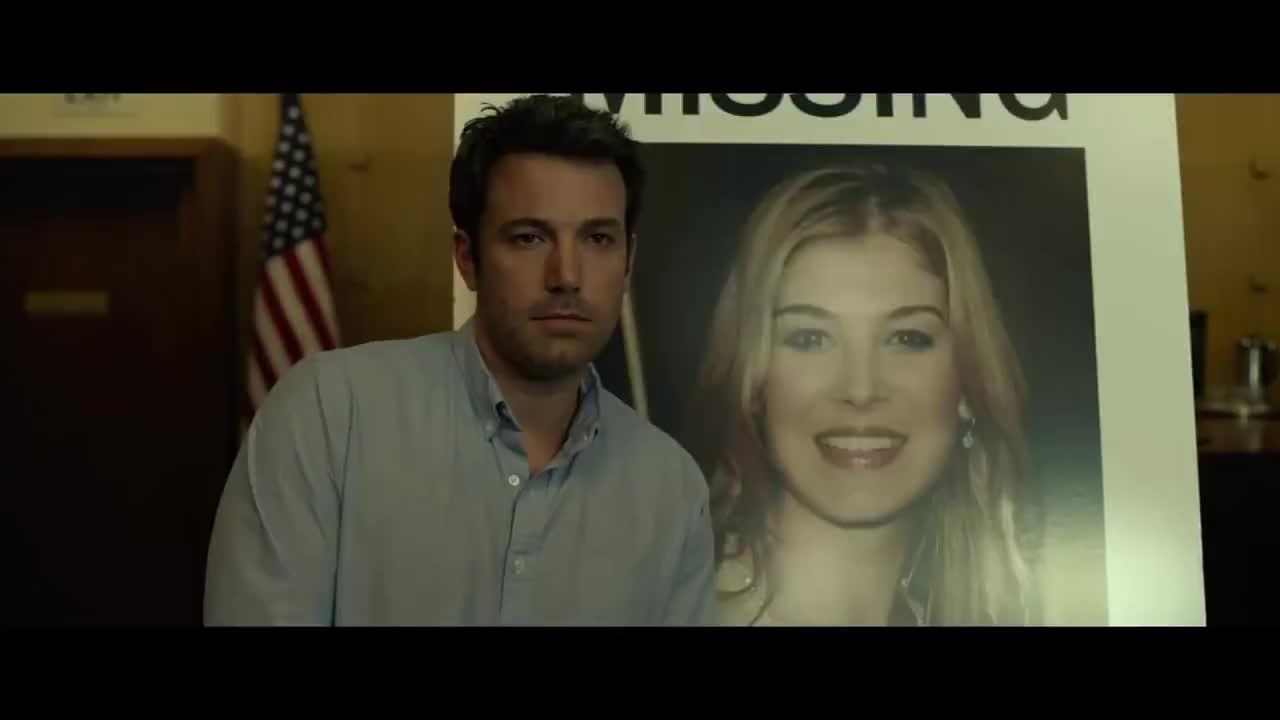 ben affleck, celebs, nosyn, Gone Girl Trailer Official - Ben Affleck GIFs