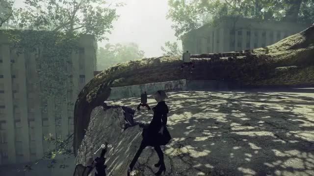 Watch NieR Automata 06 25 2017 20 40 55 05 DVR GIF on Gfycat. Discover more related GIFs on Gfycat