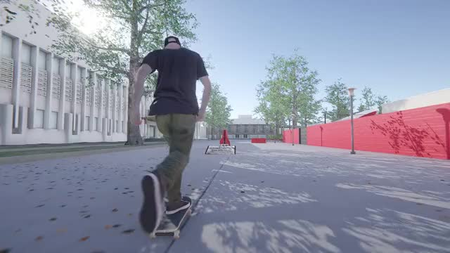 Watch and share Skateboard GIFs and Videogame GIFs by Luka Splatt on Gfycat