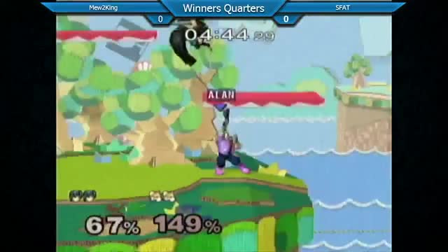 Impulse 2012: Mew2King vs SFAT