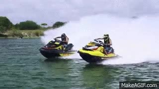 Watch and share Ultimate Beach Party With Sea-Doo!! GIFs on Gfycat