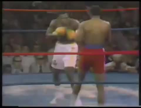 Watch Down goes Frazier, down goes Frazier, down goes Frazier!!! GIF on Gfycat. Discover more related GIFs on Gfycat