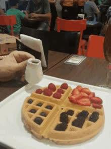 Watch and share Waffle GIFs on Gfycat