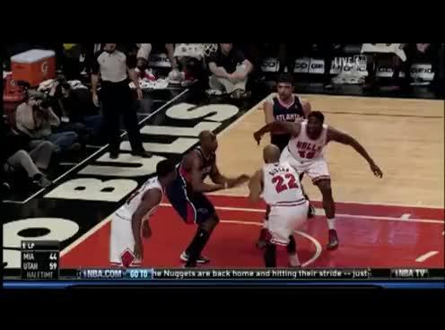 Watch Taj Gibson dunk GIF on Gfycat. Discover more bulls, nba, taj gibson GIFs on Gfycat