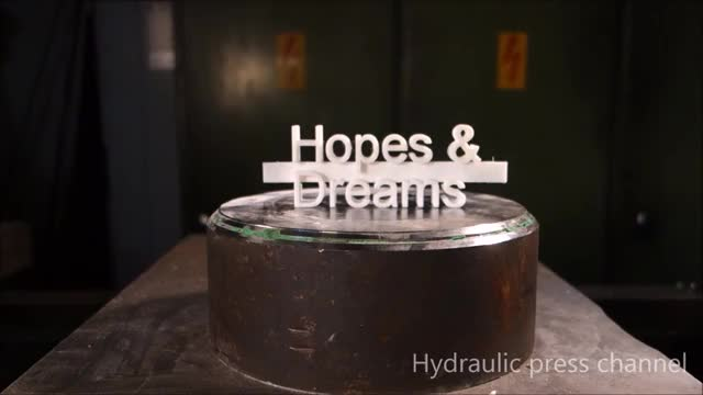 Watch and share Hydraulic Press GIFs on Gfycat