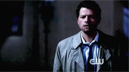 Watch Supernatural Castiel GIF on Gfycat. Discover more misha collins GIFs on Gfycat