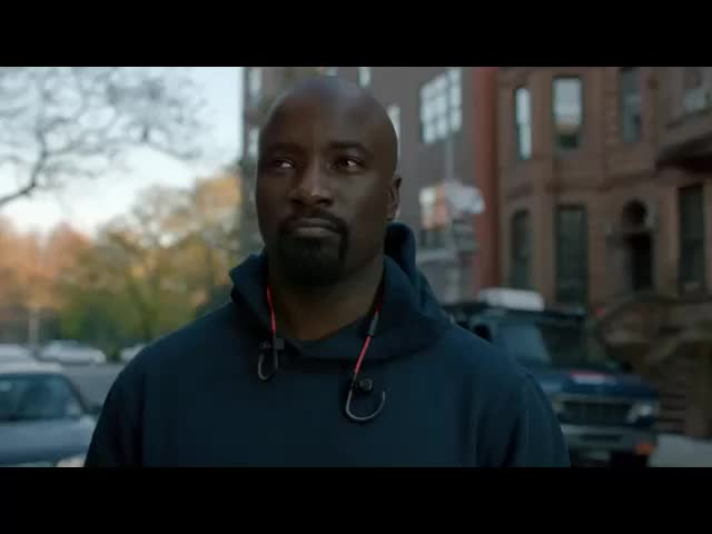 Watch Luke Cage GIF on Gfycat. Discover more celebrity, celebs, mike colter GIFs on Gfycat