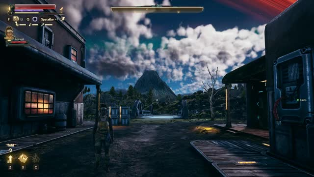 Watch and share Outer Worlds Wacky Clouds GIFs on Gfycat