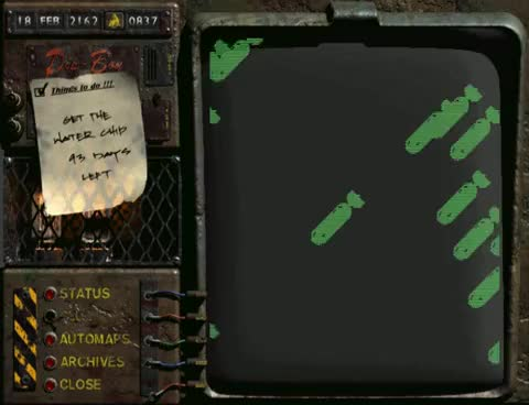 Watch FALLOUT 1 - Pip-Boy 2000 screen saver GIF on Gfycat. Discover more related GIFs on Gfycat