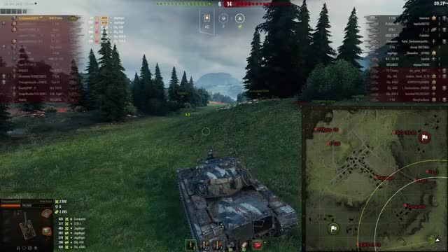Watch and share M48 Patton Is So Good GIFs by lilgascanister on Gfycat