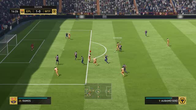 Watch and share FIFA 18 2017.10.30 - 20.08.19.02.DVR GIFs by qaq0109 on Gfycat