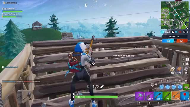 Watch Quick GIF by @bigbirdman14 on Gfycat. Discover more Fortnite, Quick, Scoped, ew GIFs on Gfycat