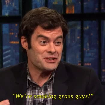 Watch Bill Hader GIF on Gfycat. Discover more a lot of the time, amy schumer, bill hader, comedy, funny, gif, gif set, judd apatow, saturday night live, seth meyers, snl, trainwreck, vanessa bayer GIFs on Gfycat