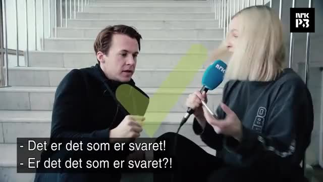 Watch Ylvis- Interview with Bård GIF on Gfycat. Discover more Humor, Sub, Ylvis, bard, brothers, comedy, drene, facebookies, funny, high, komedie, music, norway, norwegian, quality, subs, subtitles, ylvisaker, yt GIFs on Gfycat