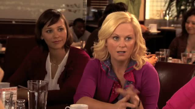 Watch and share Parks And Rec GIFs and Leslie Knope GIFs by Reactions on Gfycat