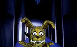 Watch and share Fun With Plushtrap GIFs and Springtrap GIFs on Gfycat