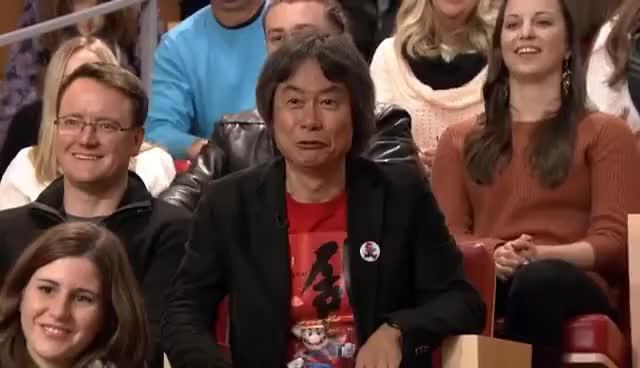 Watch and share Miyamoto Joinha GIFs on Gfycat